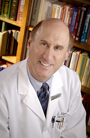 American Journal of Medicine Editor Joseph Alpert
