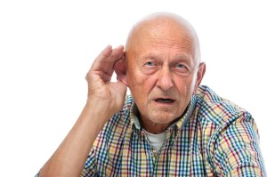 elder-man-with hearing-loss-stock