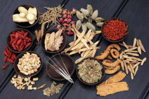 traditional-chinese-medicine-stock